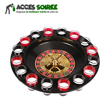 ROULETTE ALCOOL
