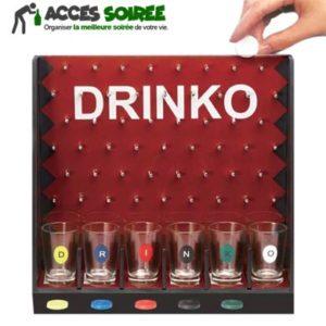 drinko jeux alcool