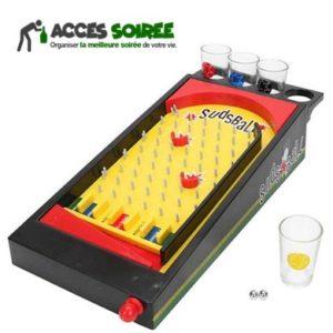 flipper shot jeux alcool