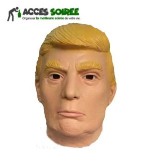 masque trump